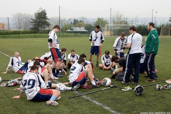 Czech vs Austria mens lacrosse credit: Mika Ondrej