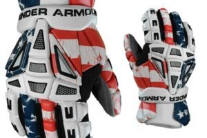 freedom under armour charge lacrosse gloves