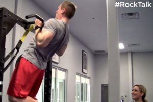Toronto Rock NLL Jesse Gamble workout