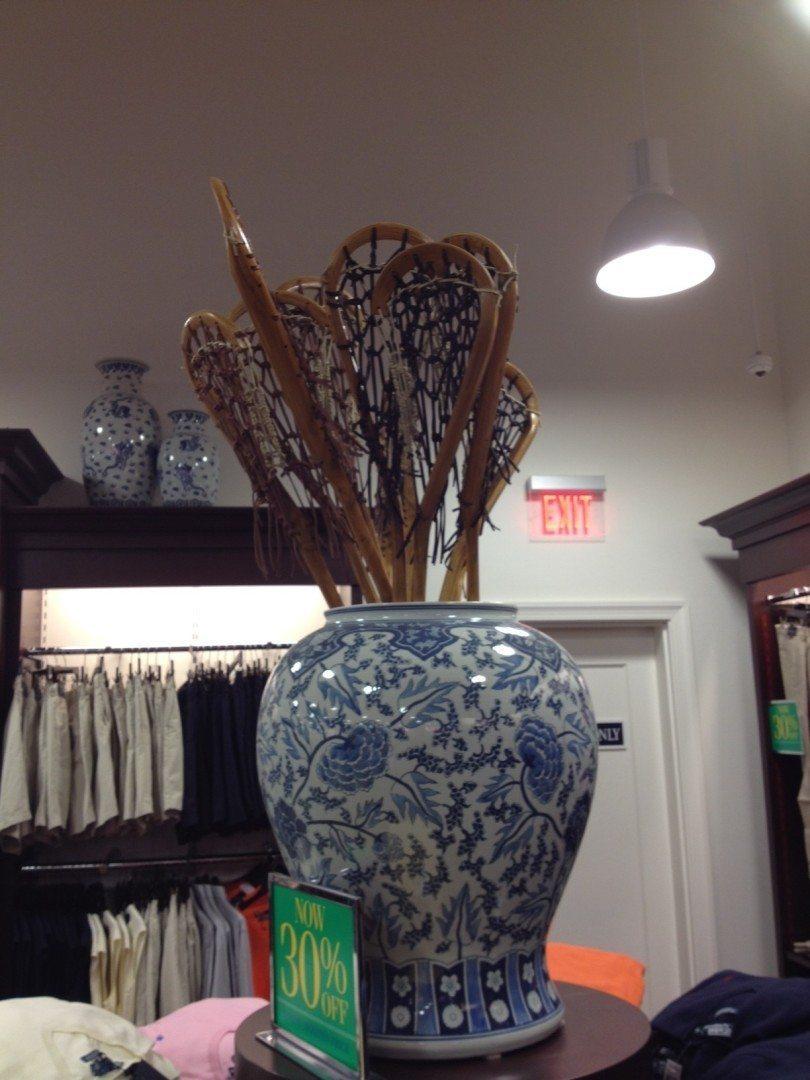 Ralph Lauren Lacrosse Sticks