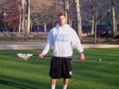mitch belisle long stick ground balls for lacrosse defensemen