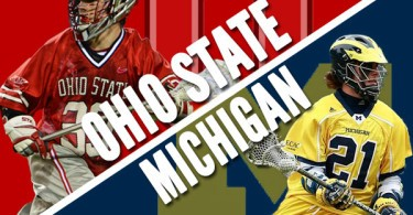 Rivalry week: ohio state vs michigan