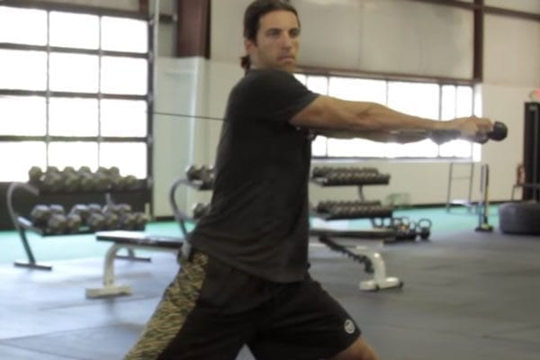 Paul Rabil workout