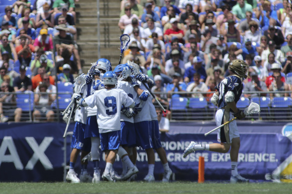Duke vs Notre Dame 2014 NCAA Men's Lacrosse Finals