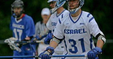 Israel Lacrosse Adam Waddell
