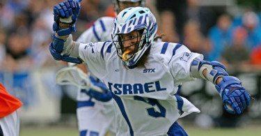 Israel lacrosse FIL merchandise Denver 2014 Fundraiser