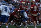 preseason lacrosse poll Duke vs Denver mens lacrosse 2014 Final Four NCAA Championships Photo Credit: Tommy Gilligan