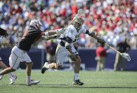 Notre Dame vs. Maryland Men's Lacrosse 2014 NCAA National Championship Semi-Final
