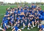 Coast Guard PCLL Champions lacrosse