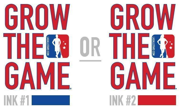 Options for Custom Grow The Game Apparel