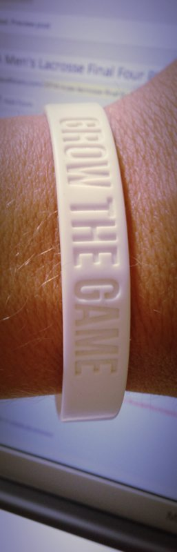 Grow The Game Bracelet
