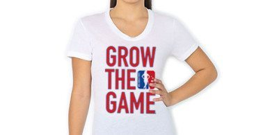 Grow The Game Women's Tee