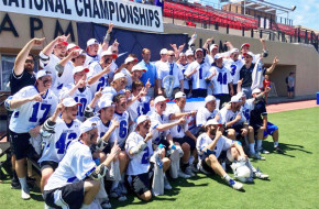 Grand Valley State wins first lacrosse national championship