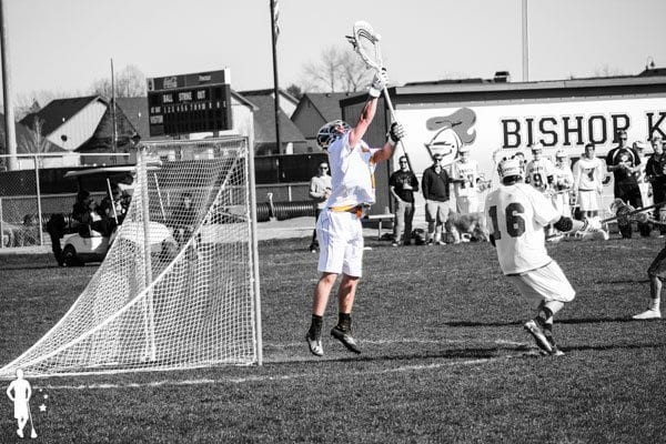 Bishop Kelly Lacrosse Idaho Goalie