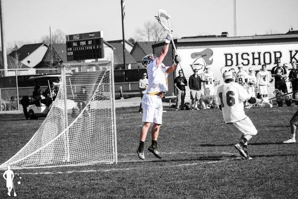 Bishop Kelly Lacrosse Idaho Goalie