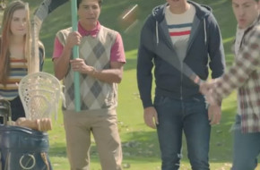 Hoodie Allen Show Me What You're Made Of music video lacrosse stick