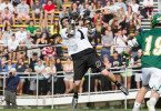 Bryant earns first-ever NCAA tournament victory with 9-8 win over Siena at home