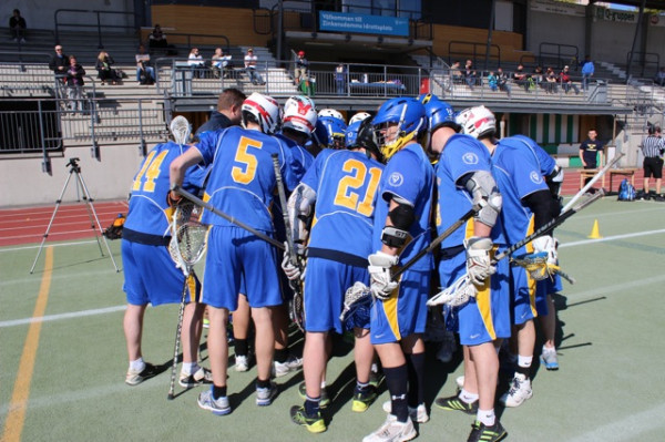 Team Sweden lacrosse
