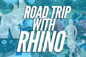 Road Trip With Rhino Lacrosse