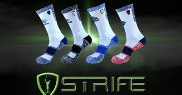 STRIFE Technical Adrenaline Lacrosse Socks