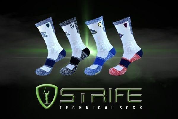 STRIFE Technical Adrenaline Lacrosse Socks