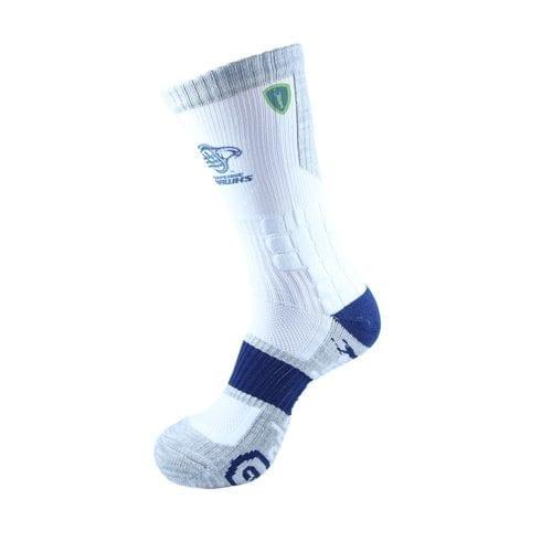 MLL STRIFE Adrenaline Lacrosse Socks - Bayhawks