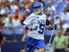 Duke vs Denver mens lacrosse 2014 Final Four NCAA Championships Photo Credit: Tommy Gilligan