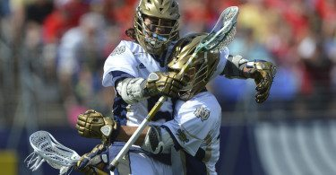 Notre Dame vs. Maryland Men's Lacrosse 2014 NCAA National Championship Semi-Final Photo Credit: Tommy Gilligan beautiful goals