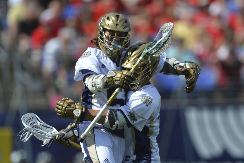 Notre Dame vs. Maryland Men's Lacrosse 2014 NCAA National Championship Semi-Final Photo Credit: Tommy Gilligan beautiful goals