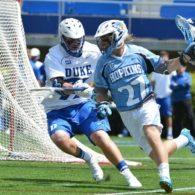 Duke vs Johns Hopkins mens lacrosse 2014 NCAA quarter final Recruiting in College Lacrosse