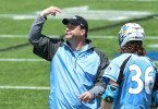 Duke vs Johns Hopkins mens lacrosse 2014 NCAA quarter final a great coach NCAA Lacrosse Final Four