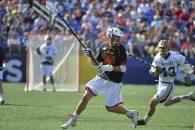 Notre Dame vs. Maryland Men's Lacrosse 2014 NCAA National Championship Semi-Final Photo Credit: Tommy Gilligan