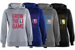 Custom Women's Grow The Game Hoodies