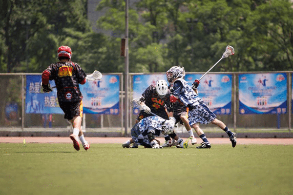 China thailand lacrosse teams