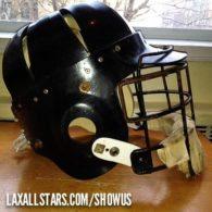 Ted Nusbaum Lacrosse Helmet