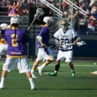 Notre Dame vs Albany Lacrosse 2014 NCAA Quarterfinal Credit: Joe Williams