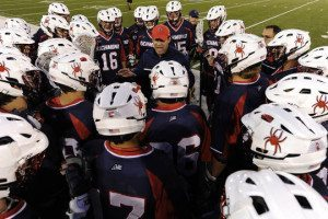 Richmond University lacrosse spiders