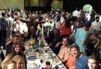 Guinness World Records largest Shabbat dinner