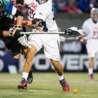 Team USA vs. MLL All-Stars 2014 MLL All-Star Game Photo Credit: Casey Kermes final push