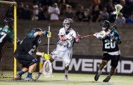 Team USA vs. MLL All-Stars 2014 MLL All-Star Game Photo Credit: Casey Kermes
