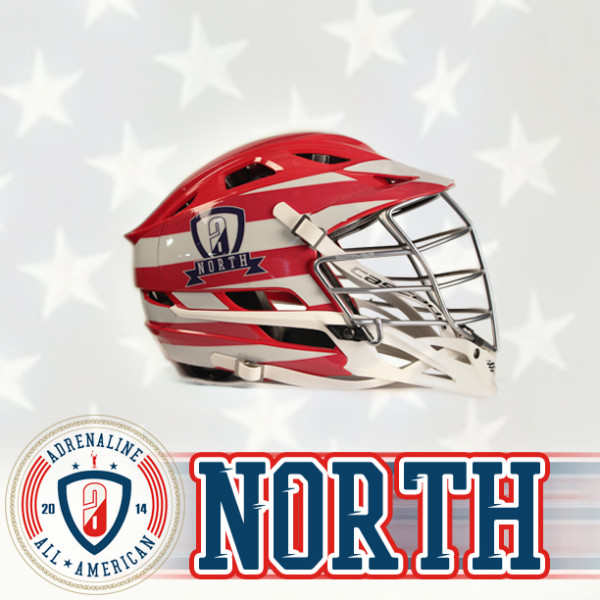 ADRLN All-American Game North Helmet