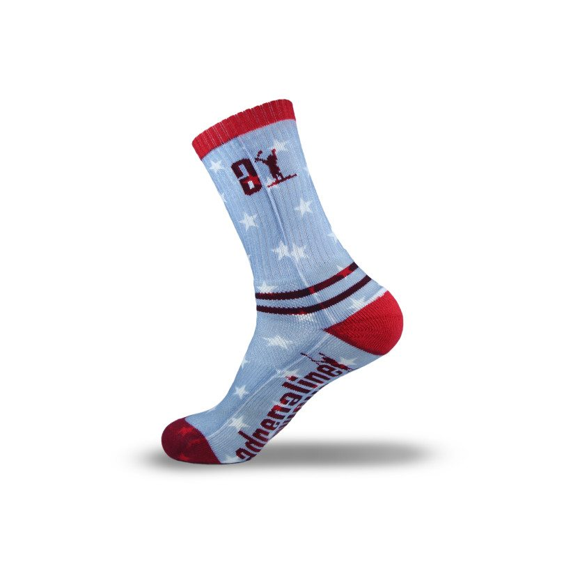 ADRLN All-American South Socks