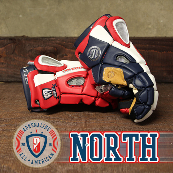 ADRLN All-American Game North gloves