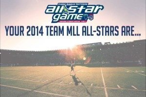 MLL All Star Game 2014 Announcement