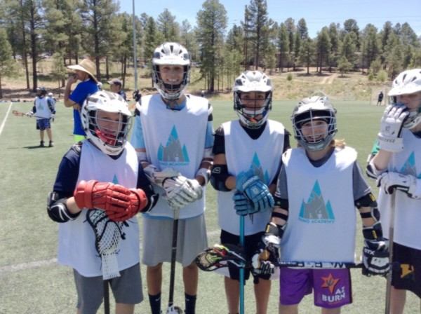 Rhino Lacrosse Academy Flagstaff Arizona Photo Credit: Henry Richenstein