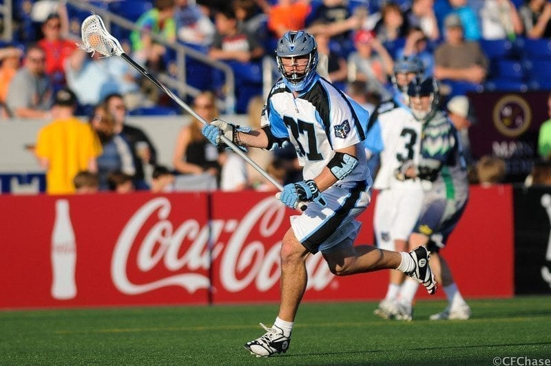 Ohio Machine vs. Chesapeake Bayhawks 2014 Photo Credit: Craig Chase Brian Farrell