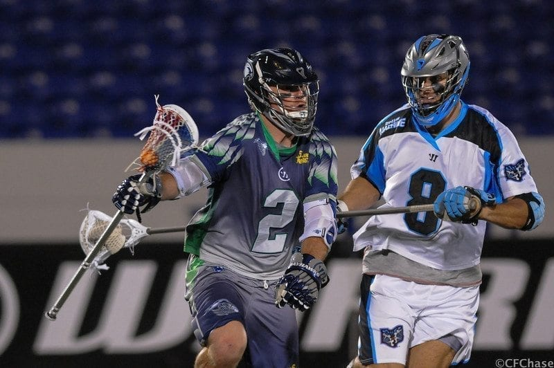 Ohio Machine vs. Chesapeake Bayhawks 2014 Photo Credit: Craig Chase