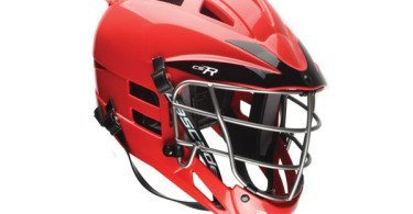 Cascade Lacrosse CS-R helmet with Poron®XRDTM — DESIGNED FOR THE ELITE YOUTH PLAYER