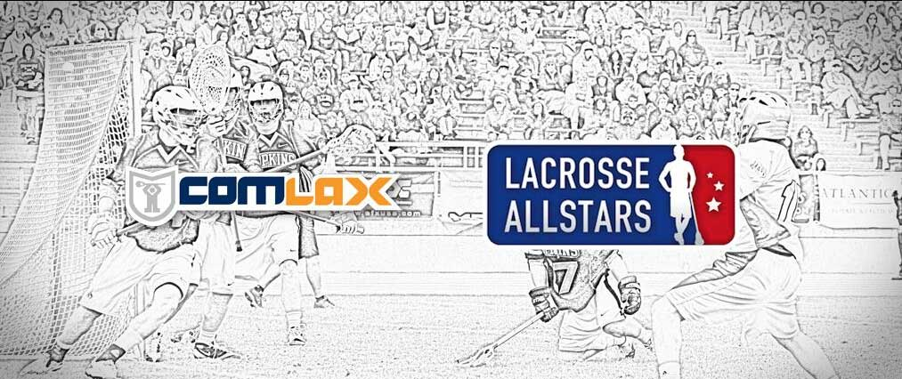Comlax and Lacrosse All Stars team up