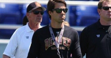 Thailand Lacrosse Coach Dylan Sheridan